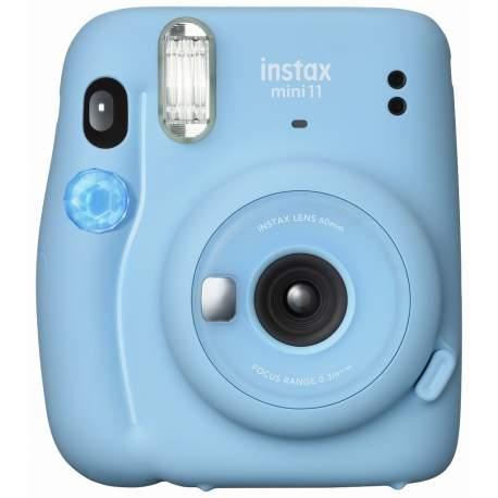 Instantkameras - Fujifilm Instax Mini 11, sky blue 16654956 - perc šodien veikalā un ar piegādi