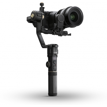 Video stabilizatori - ZHIYUN CRANE 2S viegls trīs asu stabilizators - perc šodien veikalā un ar piegādi