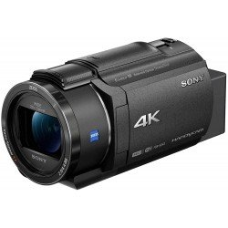 Photo & Video Equipment - Sony FDR-AX43 UHD 4K Handycam Camcorder