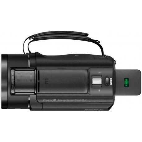 Foto un videotehnika - Sony FDR-AX43 UHD 4K Handycam Camcorder