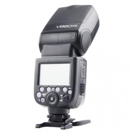 Foto zibspuldzes - Godox Ving flash V860II for Sony