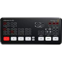 Video mixer - Blackmagic ATEM Mini Pro ISO Switche (BM-SWATEMMINIBPRISO) - perc šodien veikalā un ar piegādi