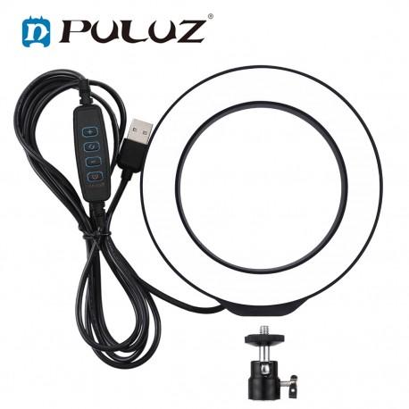 LED ring Vlogging Live broadcast PULUZ for Smartphones