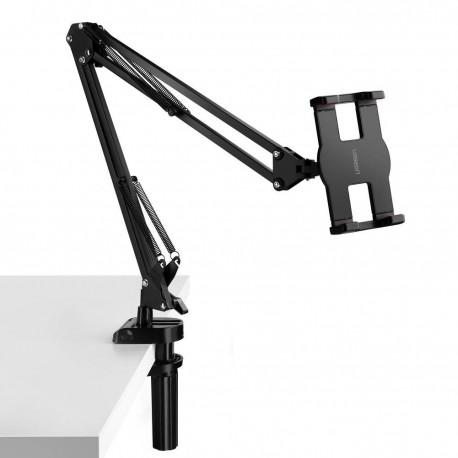 Viedtālruņiem - UGREEN Tripod with handle LP142 for the phone/tablet (black) - ātri pasūtīt no ražotāja