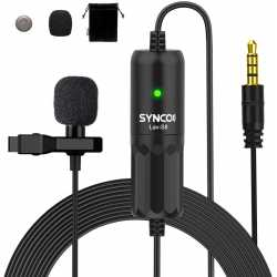 Mikrofoni - Synco LAV-S8 Lavalier microphone - perc šodien veikalā un ar piegādi