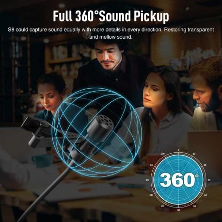 Mikrofoni - Synco LAV-S8 Lavalier microphone - купить сегодня в магазине и с доставкой