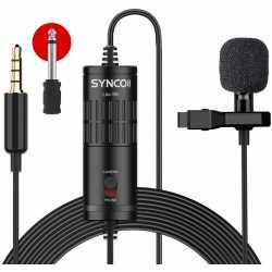 Mikrofoni - Synco LAV-S6 Lavalier microphone - perc šodien veikalā un ar piegādi