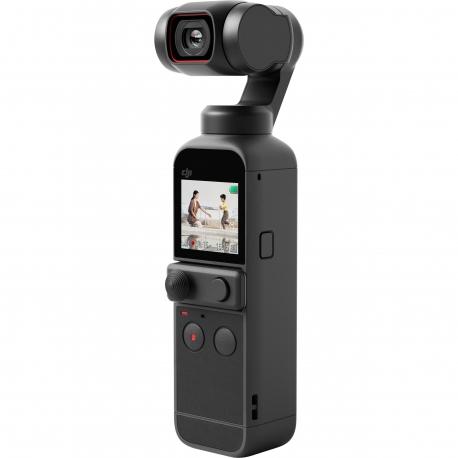 Video stabilizatori - DJI OSMO POCKET 2 gimbal kamera - perc šodien veikalā un ar piegādi