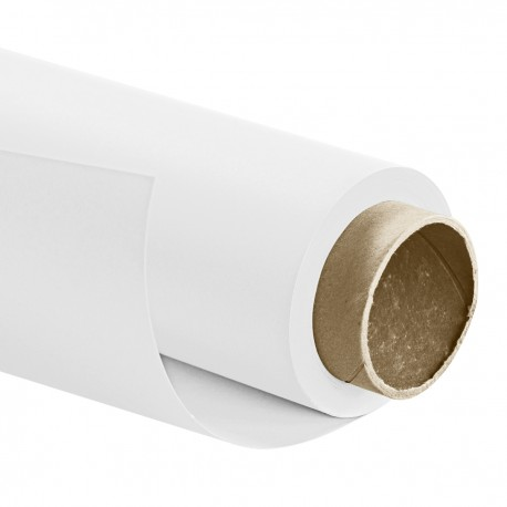 Backgrounds - Walimex pro paper background 2,72x10m, white - buy today in store and with delivery
