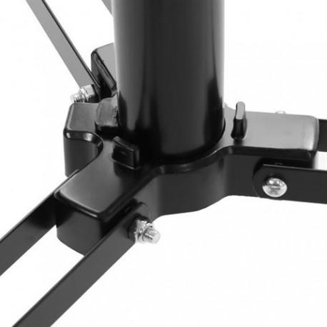 Fluorescējošās - StudioKing PK-SB5070 8x45W 2x 50x70cm dienas gaismu komplekts - ātri pasūtīt no ražotāja