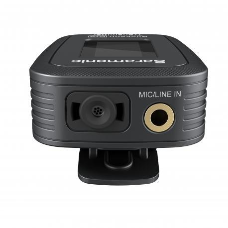 Mikrofoni - SARAMONIC Blink 500Pro B2 2,4 GHz radio mikrofonu komplekts ar uzlādes koferi - perc šodien veikalā un ar piegādi