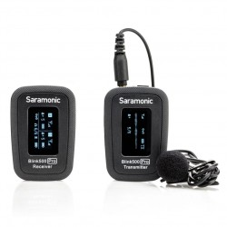 Microphones - SARAMONIC BLINK 500 PRO B1 2,4GHZ WIRELESS W/3,5MM BLINK 500 PRO B1 - buy today in store and with delivery