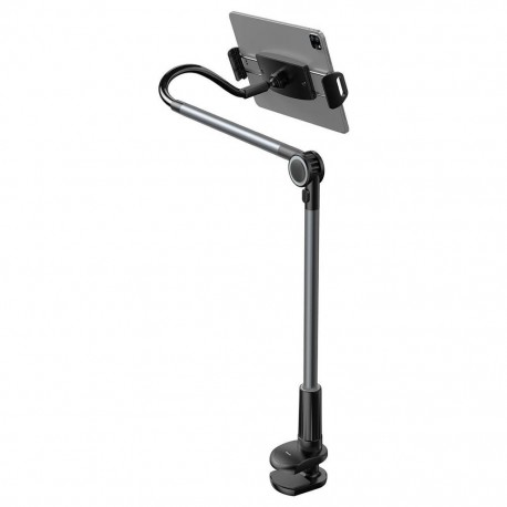 Phone / tablet clip holder Baseus Otaku (black)