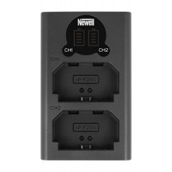 Newell DL-USB-C dual channel charger for NP-FZ100