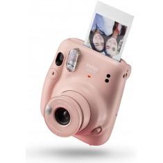 Fujifilm instax Mini 11, blush pink + Instax Mini 10 pack