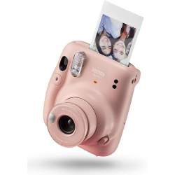 Fujifilm instax Mini 11, blush pink + Instax Mini 10 pack