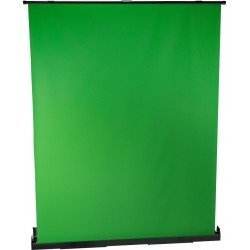 Backgrounds - Bresser Rollup Screen Chromakey Green 150x200cm - buy today in store and with delivery