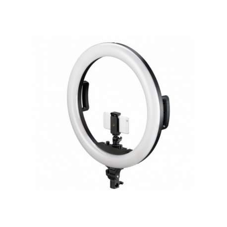 Gredzenveida LED lampas - Bresser STR-48 SMD LED Ringlamp Bi-Color 48W - perc šodien veikalā un ar piegādi