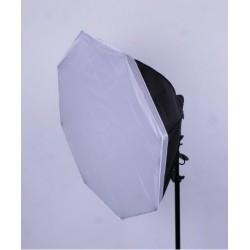 Fluorescējošās - Bresser SS-18 Octabox 120cm for 5 spiral lamps - perc šodien veikalā un ar piegādi