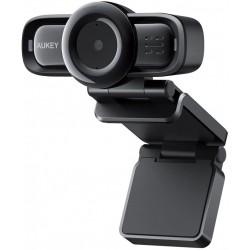 Videokameras - Aukey webcam PC-LM3 - perc šodien veikalā un ar piegādi