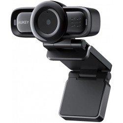 Video kameras - Aukey webcam PC-LM3 - perc šodien veikalā un ar piegādi
