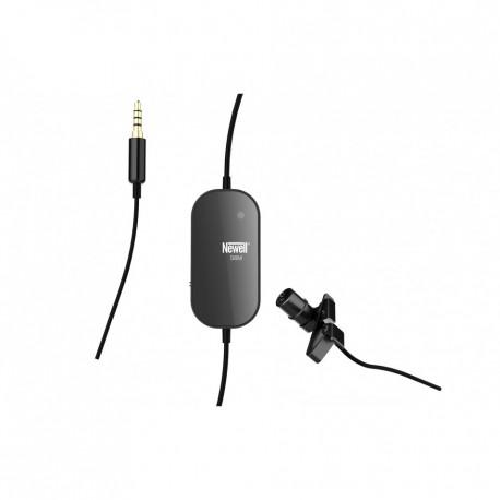 Mikrofoni - Newell Tie Microphone S6M mini Jack TRRS - perc šodien veikalā un ar piegādi