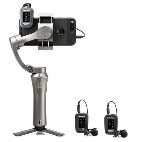 Skaņas ierakstīšana - Saramonic Blink 500Pro Noma B2 2.4GHz bezvadu mikrofonu komplekts