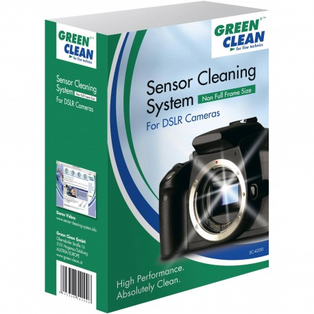 Discontinued - Green Clean SC-4000 Sensor Cleaning Kit Full Frame Size