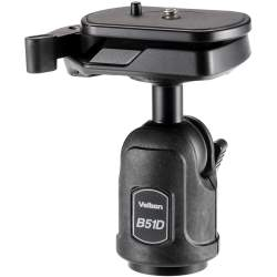 Tripod Heads - Velbon B51D lodveida galva - buy today in store and with delivery