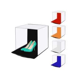 Gaismas kastes - PU5140 Photo Studio - perc šodien veikalā un ar piegādi