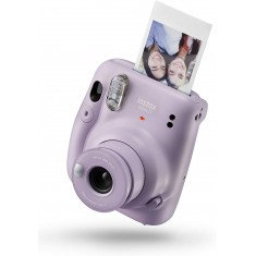 Instant camera instax mini 11 Lilac Purple instant camera+instax mini glossy (10pl)