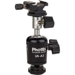 Acessories for flashes - PHOTTIX UMBRELLA SWIVEL US-A3 - buy today in store and with delivery