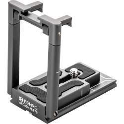 Statīvu aksesuāri - Benro ARCASMART70 ātras noņemšanas plāksne - perc šodien veikalā un ar piegādi