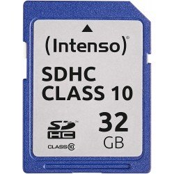 Intenso Memory card SDHC 32GB C10