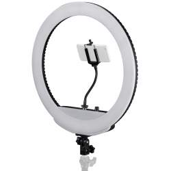 Ring Light - Bresser LED MM-26AB Ringlamp 48W - buy today in store and with delivery