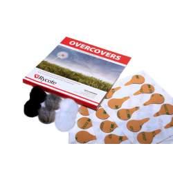 Аксессуары для микрофонов - RYCOTE Mix Colours Overcovers - pack of 30 uses - купить сегодня в магазине и с доставкой