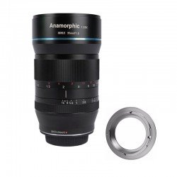 Lenses - SIRUI ANAMORPHIC LENS 1,33X 35MM 1.8 Nikon Z (MFT with lens adapter for Nikon Z-mount) SR-35M - quick order from manufacturer