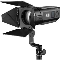 Fresnels Lights - Godox Focusing LED Fressnel Light S30-Daylight - buy today in store and with delivery