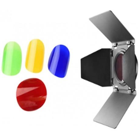 Godox BD-10 Barndoor Kit for AD400pro & AD300Pro