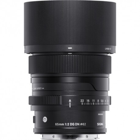Sigma 65mm F2.0 DG DN lens for L-Mount