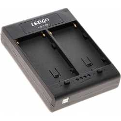 LEDGO Battery Adapter V-Mount for NP-F series 111940