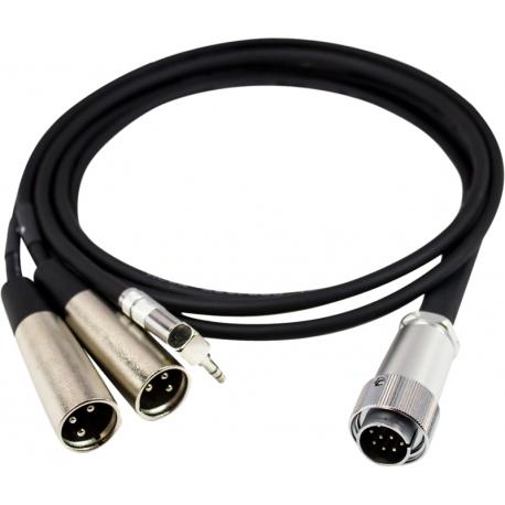 Аксессуары для микрофонов - AZDEN MX-10 SEND/RETURN BREAKOUT CABLE FOR FMX-42A MX-10 - быстрый заказ от производителя