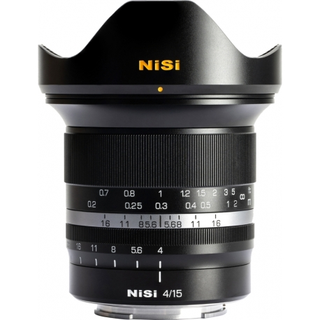 Lenses - NISI LENS 15MM F4 NIKON Z-MOUNT 15MM F4 Z-MOUNT - quick order from manufacturer