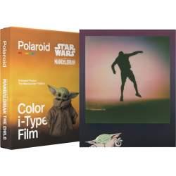 Картриджи для инстакамер - Polaroid i-Type Color Star Wars Mandalorian - купить сегодня в магазине и с доставкой