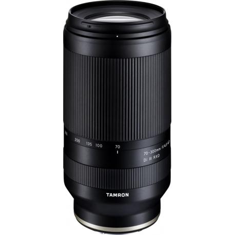 Objektīvi - TAMRON 70-300MM F/4.5-6.3 DI III RXD SONY FE A047 - ātri pasūtīt no ražotāja