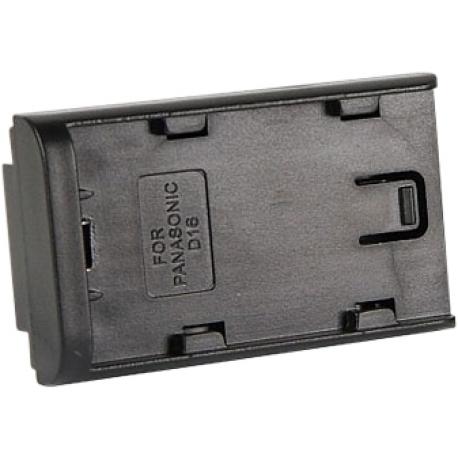 Батареи для камер - LEDGO BATTERY ADAPTER PANASONIC D16 VBG-130 LG-D16A - быстрый заказ от производителя