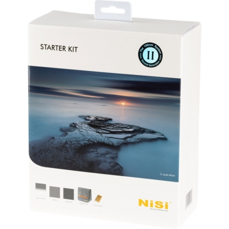 Neutral Density Filters - NISI KIT 150MM STARTER II (CADDY) STARER KIT II 150MM - quick order from manufacturer