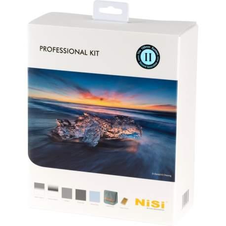 ND neitrāla blīvuma filtri - NISI KIT 150MM PROFESSIONAL II (CADDY) PROF KIT II 150MM - ātri pasūtīt no ražotāja