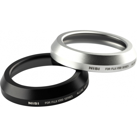 Soft фильтры - NISI FILTER ALLURE SOFT FOR FUJI X100 (BLACK) ALLURE SOFT FUJI BL - быстрый заказ от производителя