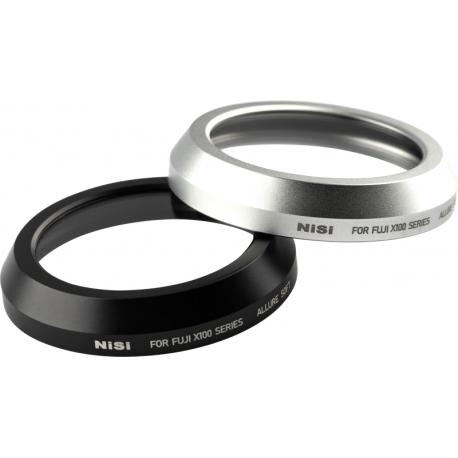 Soft фильтры - NISI FILTER ALLURE SOFT FOR FUJI X100 (SILVER) ALLURE SOFT FUJI SI - быстрый заказ от производителя